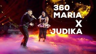 Download MARIA ft. JUDIKA - JIKALAU KAU CINTA (Judika) - Spekta Show Top 4 Mp3