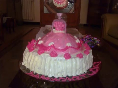 how to make a princess cake !!! comment...