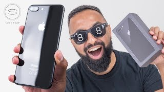 iPhone 8 Plus UNBOXING Space Gray