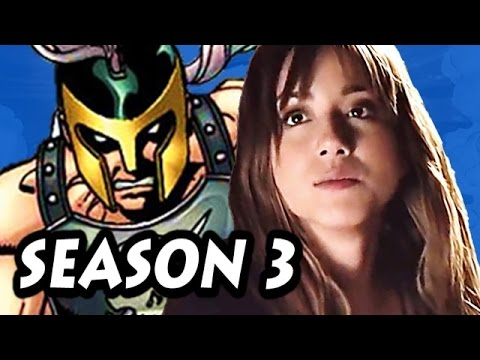 Agents Of Shield Season 3 Secret Warriors