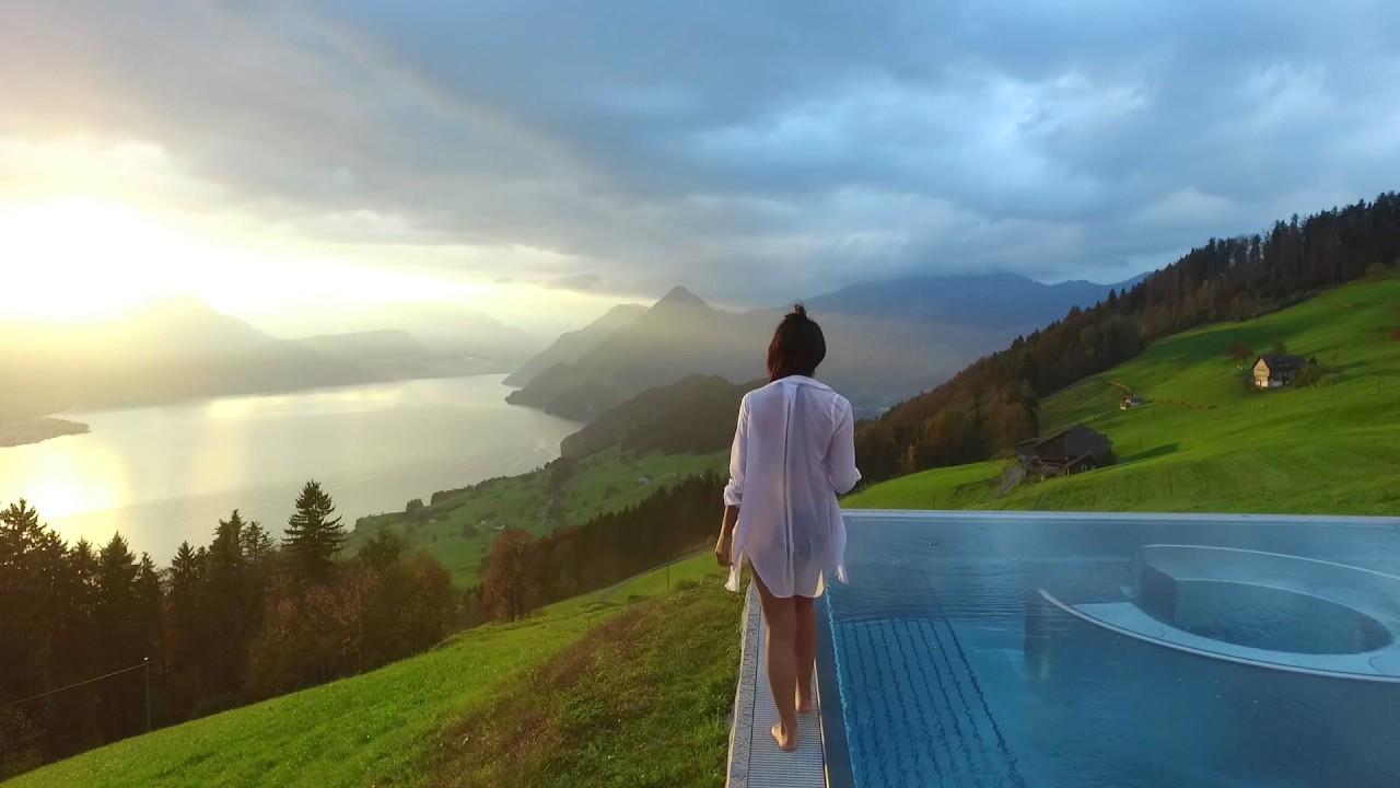 must see luxury hotel incredible villa honegg switzerland. Black Bedroom Furniture Sets. Home Design Ideas