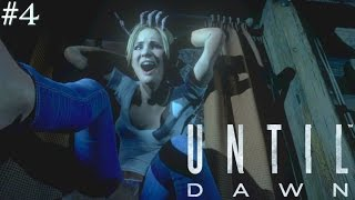 Until Dawn | Part 4: Wrong time for romance...