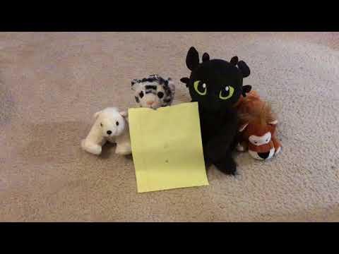 Stuffed Animal Music Video We All Bleed The Same