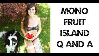 Raw Food Mono Cleanse Q & A