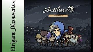 [PC] Antihero - Et un jeu de plateau PC Only, un !
