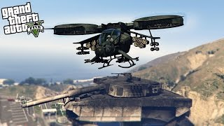 GTA 5 Mods BEST HELICOPTER