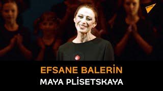 Efsane balerin Maya Plisetskaya, 95 yıl önce bugün dünyaya geldi Resimi