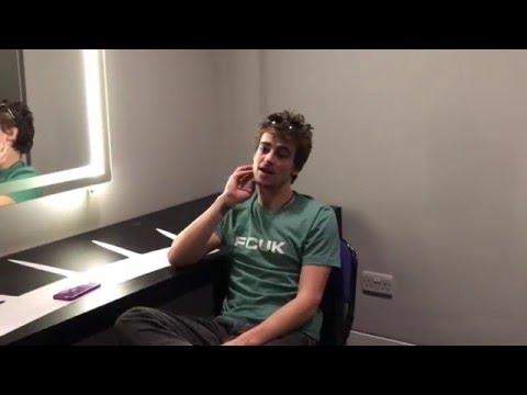 Will Heard FCUK interview LOVE magazine | Rudimental singer
