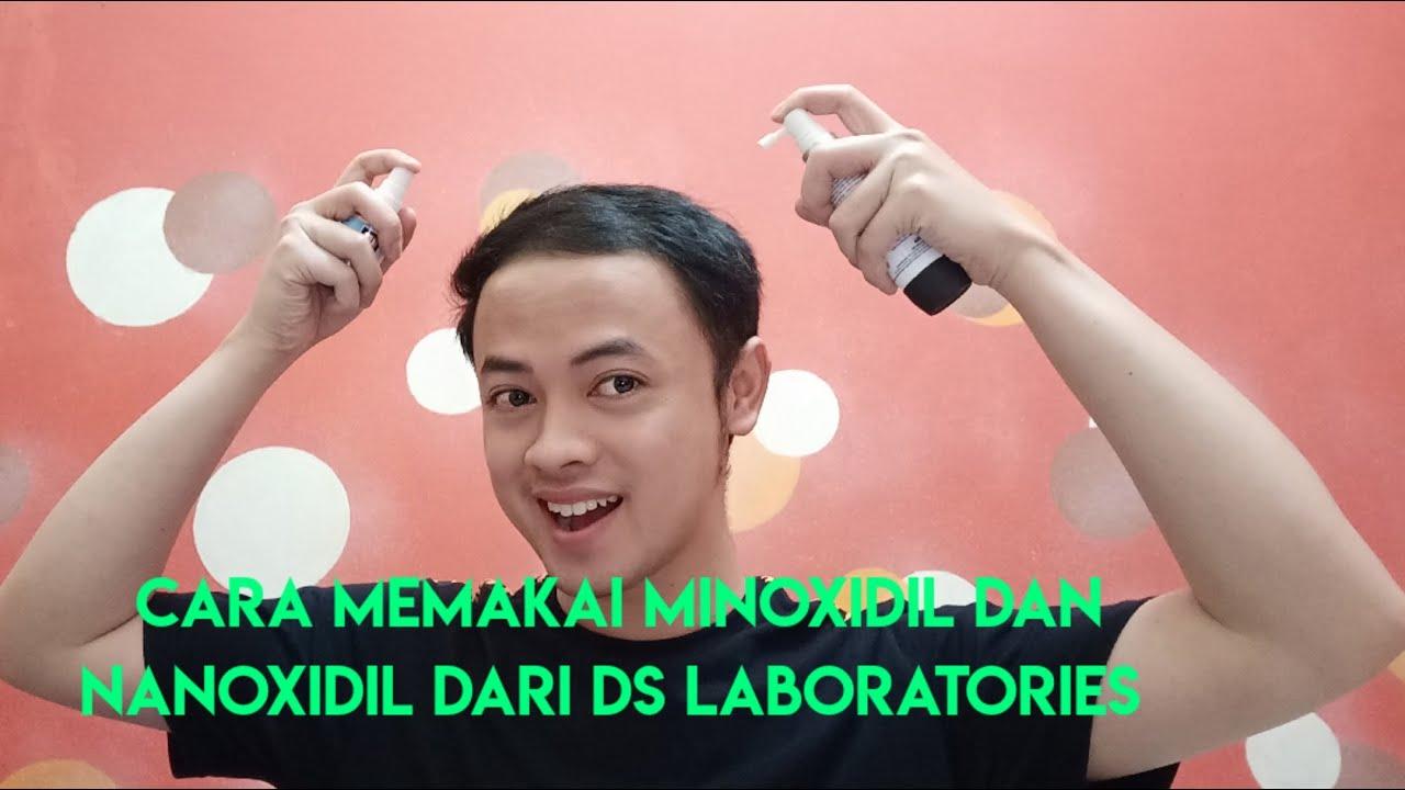 Manjur Banget Produk Penumbuh Rambut Dari Ds Laboratories Regrouforte Finasteride Dan Biotin Youtube