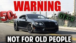 I Bought The Greatest Bentley Ever Made - GT3R FULL REVIEW