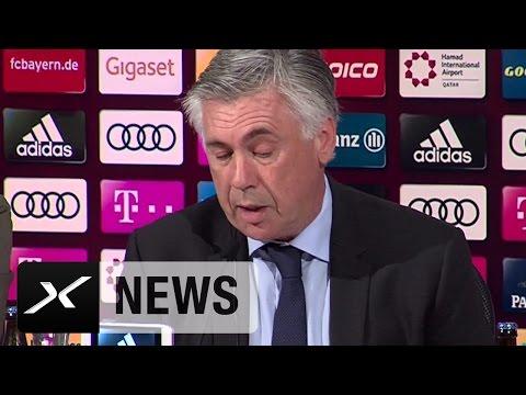 "Carlo Ancelotti: ""Pep Guardiola tolle Erfahrung für FCB"" | FC Bayern München"