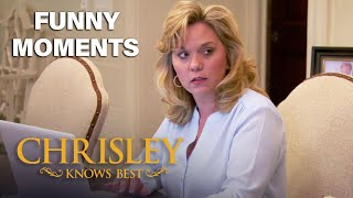 Chrisley Knows Best | Julie Hits Chase With A Sick Burn | Funny Moment | Season 3 Episode 10