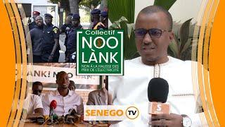 Oumar Sow : « Y'en a marre a voulu tromper la vigilance des autorités… »