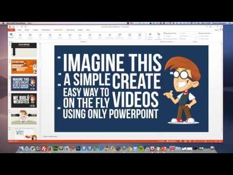 Animated powerpoint template kit youtube toneelgroepblik Choice Image