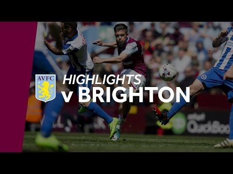 Aston Villa 1-1 Brighton | Highlights