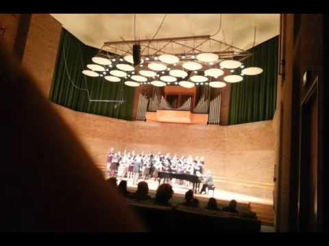 App State Music Department - Vocal - Alumni Concert Part 1 - April 23rd, 2016