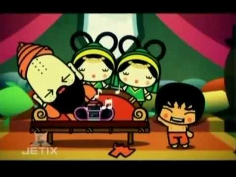 Pucca Funny Love - Hooray for Bollywood song (HQ)