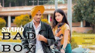 Bad Boy-Saaho | Prabash |Jacqueline | Badshah | Choreography By Gurpreet Yogender | Singh Production