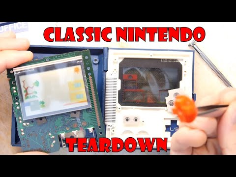 Retro Classic Nintendo Game and Watch - Rain Shower