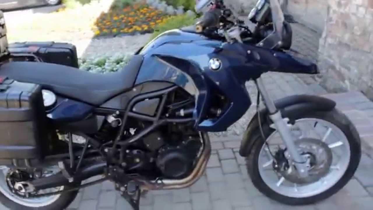 Bmw F650gs 2010 Twin 800cc S Oe Koframi Youtube
