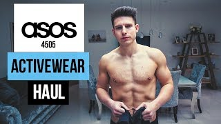 ASOS 4505 Activewear Haul & Try On | Spring 2018