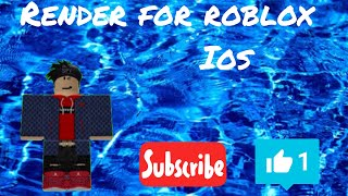 come fare un render Ro Wrestling o la roblox rende su iOS [tutorial]