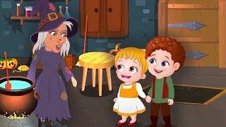हँसेल और ग्रेटल | Hansel and Gretel Kahani Hindi | German Fairy Tale by Baby Hazel Hindi Fairy Tale