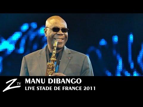 Manu Dibango - Stade de France - LIVE HD