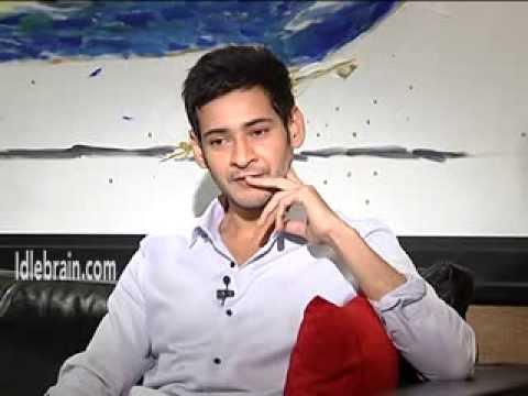 Mahesh Babu 1 Nenokkadine interview - idlebrain.com