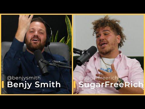 Ep. 42: #SugarFreeRich - 200 Pound Weight Loss