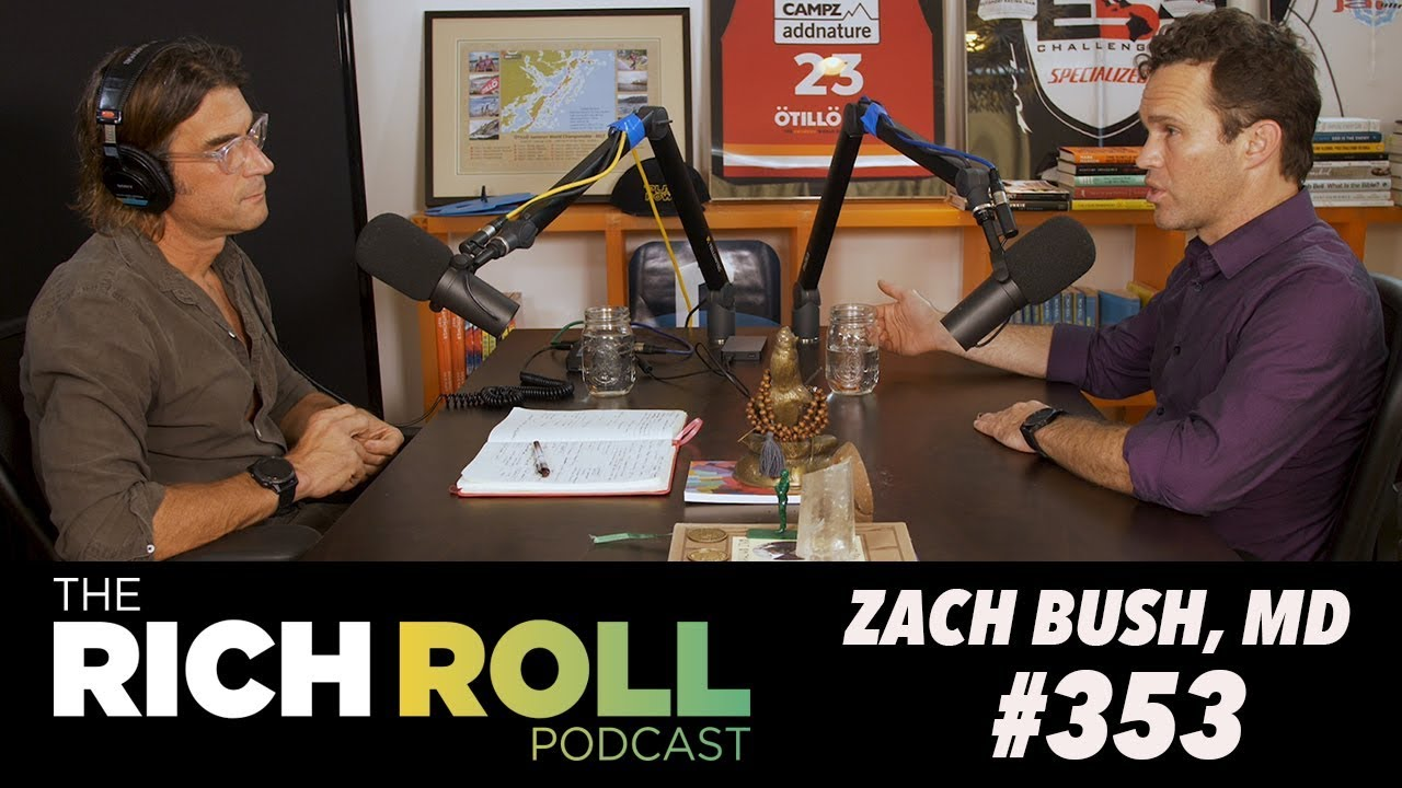 Glyphosate and Gut Health with Dr. Zach Bush