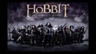 The Hobbit SOUNDTRACK - Far over the Misty mountains cold (2012)