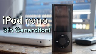 iPod nano 5th generation Retro Review!