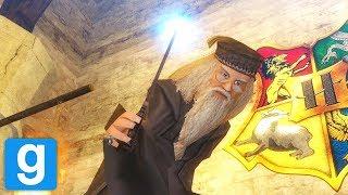 Harry Potter & Hogwarts in Garry's Mod