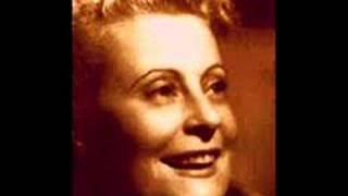 Jeanne-Marie Darré plays Fauré Ballade Op. 19