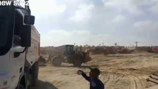 حفر قناة السويس الجديدة يوم 12أغسطس 2014
