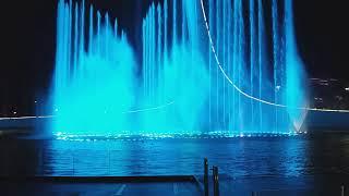 Поющие фонтаны Адлер