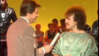 Dick Clark Interviews Matthew Wilder on American Bandstand 1984