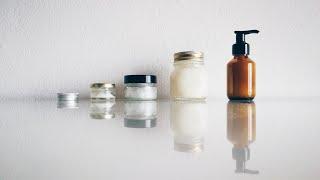 Kosmetik selber machen ! | Meine Basics | Zero Waste, Vegan & Natürlich