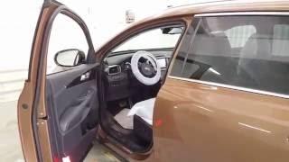 Шумоизоляция дверей новой Kia Sorento Prime 2016г