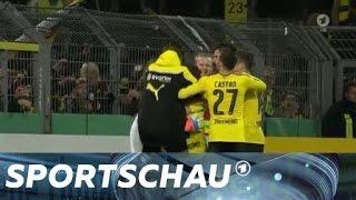 DFB-Pokal: Dortmund zittert sich gegen Union ins Achtelfinale | Sportschau