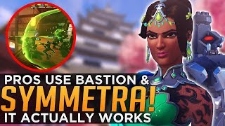 Overwatch: Pro Bastion Sym Strats & Counters! - Invincible Mei