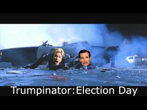 Trumpinator: Election Day