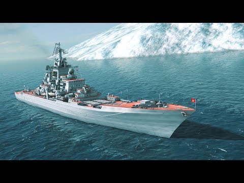SINKING GIANT SHIP, SUB SIMULATOR FIRES MISSILES   Cold Waters Mission Gameplay