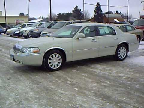 2005 lincoln town car signature limited youtube. Black Bedroom Furniture Sets. Home Design Ideas