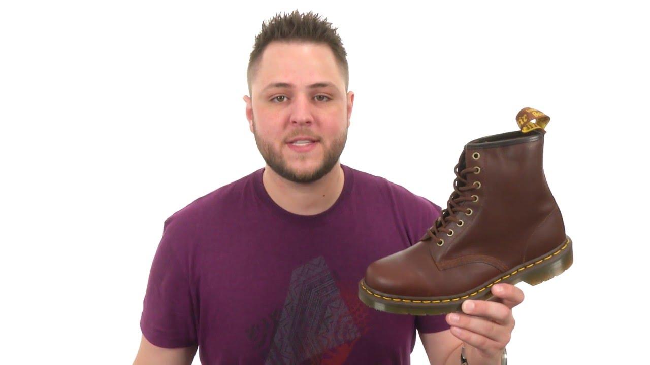 dobra obsługa Najnowsza sklep internetowy Dr. Martens 1460 8-Eye Boot Soft Leather SKU:8650182