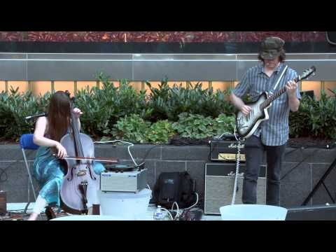 Janel & Anthony, Live at The Biowall, Silver Spring, MD July 26, 2013