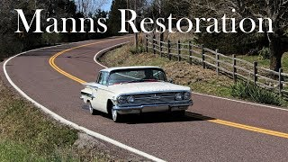 1960 Chevrolet Impala Flat Top Sedan 6.2 Liter LS V8