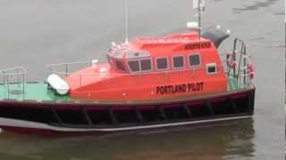 Interceptor 42 Portland Pilot Boat And Wildcat 53 Also Large Trawler Cat Models By Design