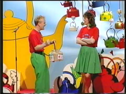 BBC The Singing Kettle 1 Episode 1
